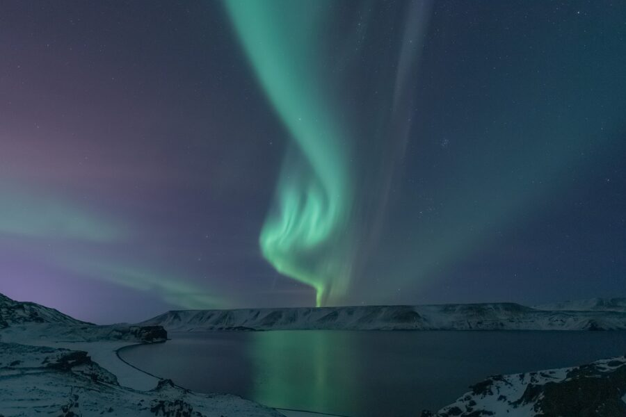 Where is the best place to go and see the northern lights?
